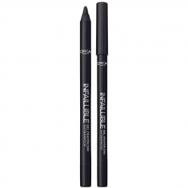 Gel crayon Infaillible 24h - Waterproof eyeliner - 001 Back to black