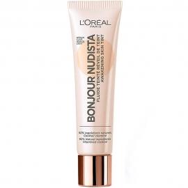 BB crème Bonjour nudista en teinte Médium clair de la marque L'Oréal