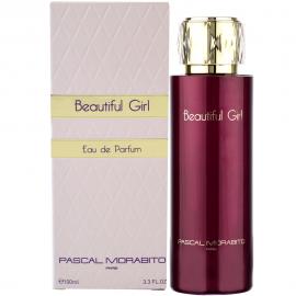 Eau de parfum femme - Beautiful Girl pascal morabito packaging