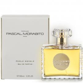 Eau de parfum femme Perle Royale pascal morabito packaging