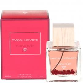 Eau de parfum femme Purple Ruby pascal morabito packaging