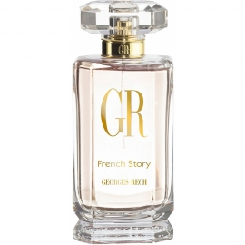 Eau de parfum French story 100ml georges rech flacon