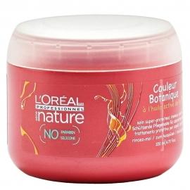 Masque capillaire Couleur Botanique L'Oréal Pro
