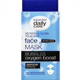 Masque bubble oxygen boost Sence beauty