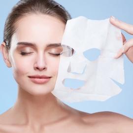 Masque visage tissu - Acide Hyaluronique Sence masque tissu