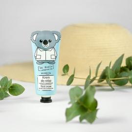 Crème adoucissante pour les pieds dr koala marion visuel d'ambiance