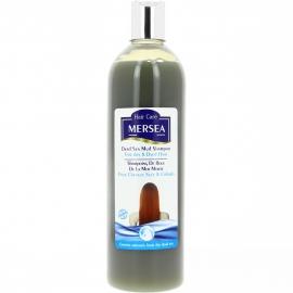 Shampoing de boue de la mer morte pour cheveux secs et colorés mersea