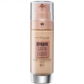 Fond de teint Dream satin - 10 Ivory Maybelline