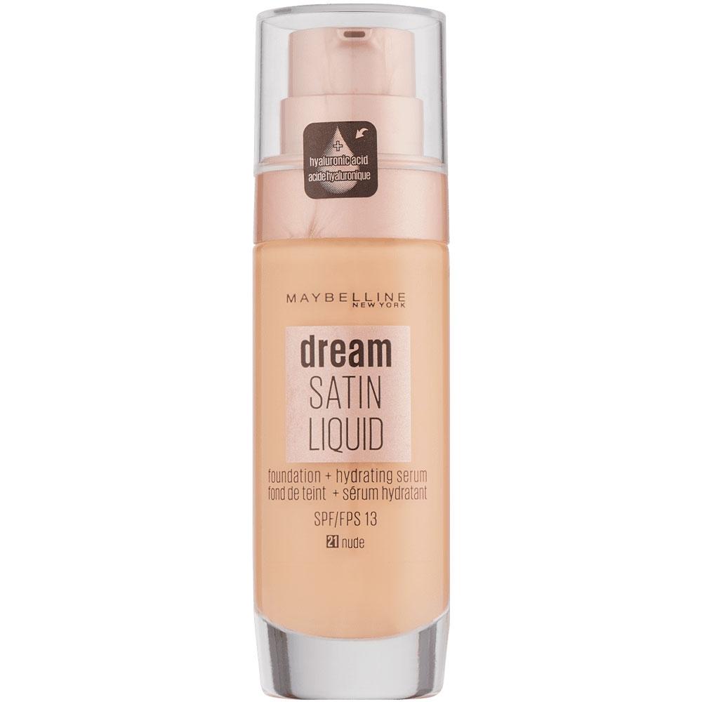 Fond de teint Dream satin - 21 Nude Maybelline