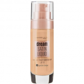 Fond de teint Dream satin - 24 Golden beige Maybelline