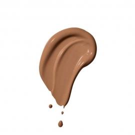 Fond de teint Dream satin - 60 Caramel Maybelline texture