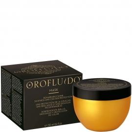 Masque de beauté cheveux orofluido avec pack
