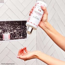 Shampoing grenade Nicky paris ouvert