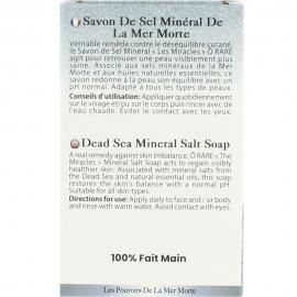 Savon de sel minéral de la...