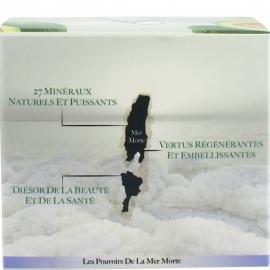 Packaging de crème hydratante Seacret Ingredient à l'Avocat - marque Ô Rare