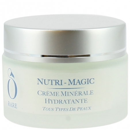 Pot de crème de jour hydratante - Nutri Magic de la marque Ô Rare