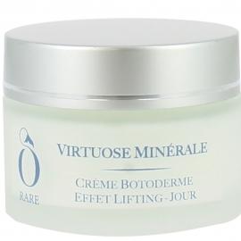 Pot de crème Botoderme jour effet lifting virtuose minérale - Ô Rare