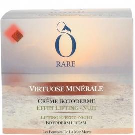 """Emballage de crème Botoderme nui Effet lifting """"Virtuose Minérale"""" de la marque Ô Rare"""