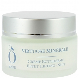 """Pot de crème Botoderme nui Effet lifting """"Virtuose Minérale"""" de la marque Ô Rare"""