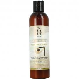 """Bouteille de shampoing à l'huile de ricin """"Crinière de sirène"""" de marque Ô Rare"""