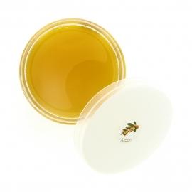 Texture gommage corporel à l'huile d'argan de la gamme Mer-Made Rituels