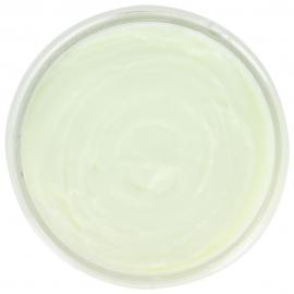 Pot de crème au beurre de karité argan-pèche dessus