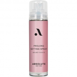 Brume fixante Absolute new-york packaging front