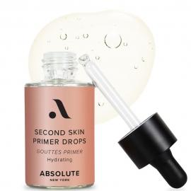 Primer drops Seconde peau - Hydratant Absolute new-york pipette et texture