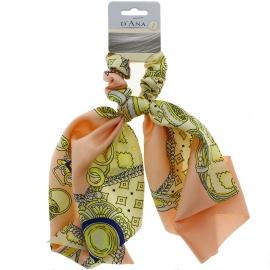 Chouchou foulard - Rose d'ana