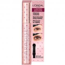 Mascara Paradise extatic Edition limitée cœur L'Oréal packaging carton