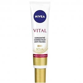 Tube de soin correcteur anti-tâches au soja - Vital Nivea