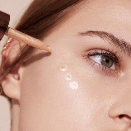 Application d'highlighter Glow mon amour - Bronze in love