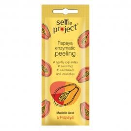 Gommage visage doux - Papaye