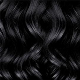 Coloration cheveux Colorsilk - 12 Blue black application