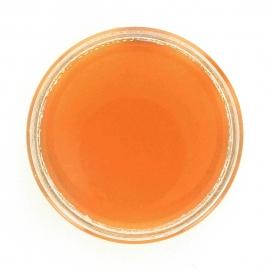 Pot de gommage corps à l'abricot - Mer Made Rituels ouvert