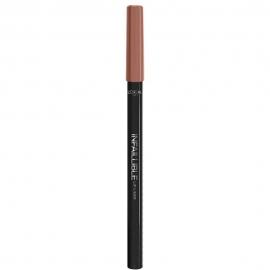 Crayon lèvres - Infaillible 101 L'Oréal