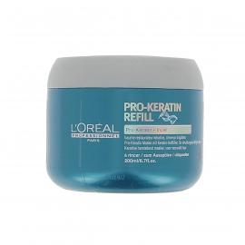 Masque cheveux Pro-keratin refill