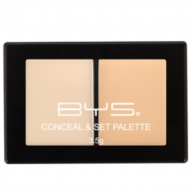 Palette duo conceal - 01 Ivory