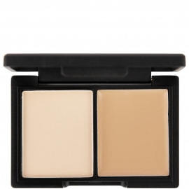 Palette duo conceal - 01 Ivory ouvert