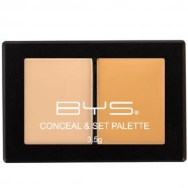 Palette duo conceal - 02 Medium beige