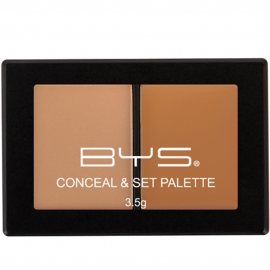 Palette duo conceal - 05 Sand beige