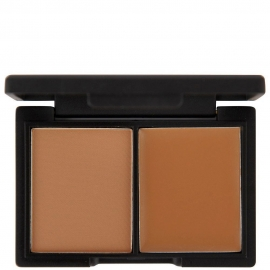 Palette duo conceal - 05 Sand beige ouvert