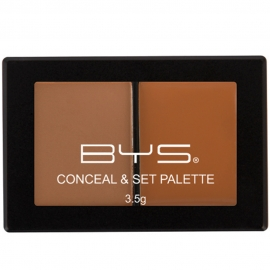 Palette duo conceal - 06 Natural tan