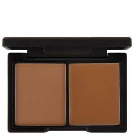 Palette duo conceal - 06 Natural tan ouvert