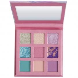palette sweet pastel ouverte avec miroir