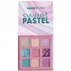palette sweet pastel ouverte