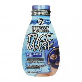 Masque peel-off metallic.