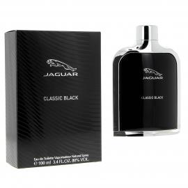 Eau de toilette homme Jaguar classic black