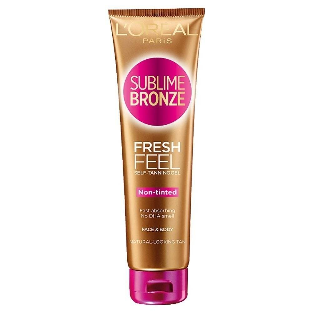 Gel Sublime Bronze Fresh Feel