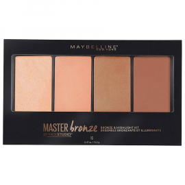 Palette Poudres Highlight Master Bronze